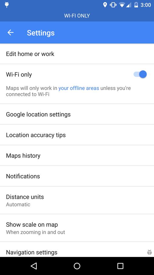 maps wlan