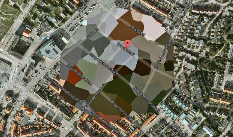 maps zensur niederlande