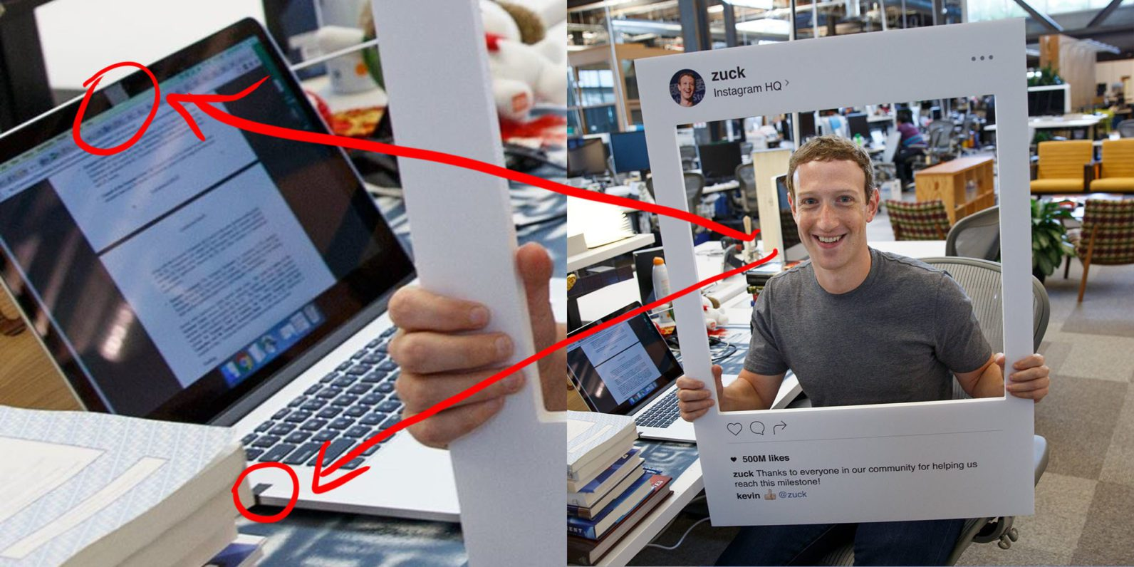 mark zuckerberg kamera