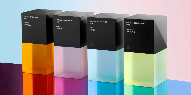 material design awards 2019
