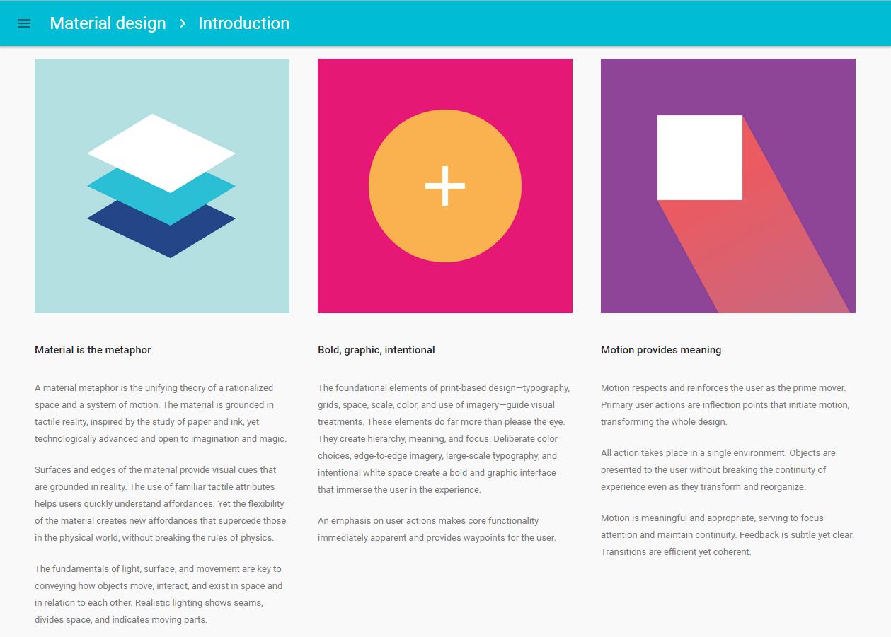 Designer aufgepasst: Google sucht Nominierte für den Material Design ...