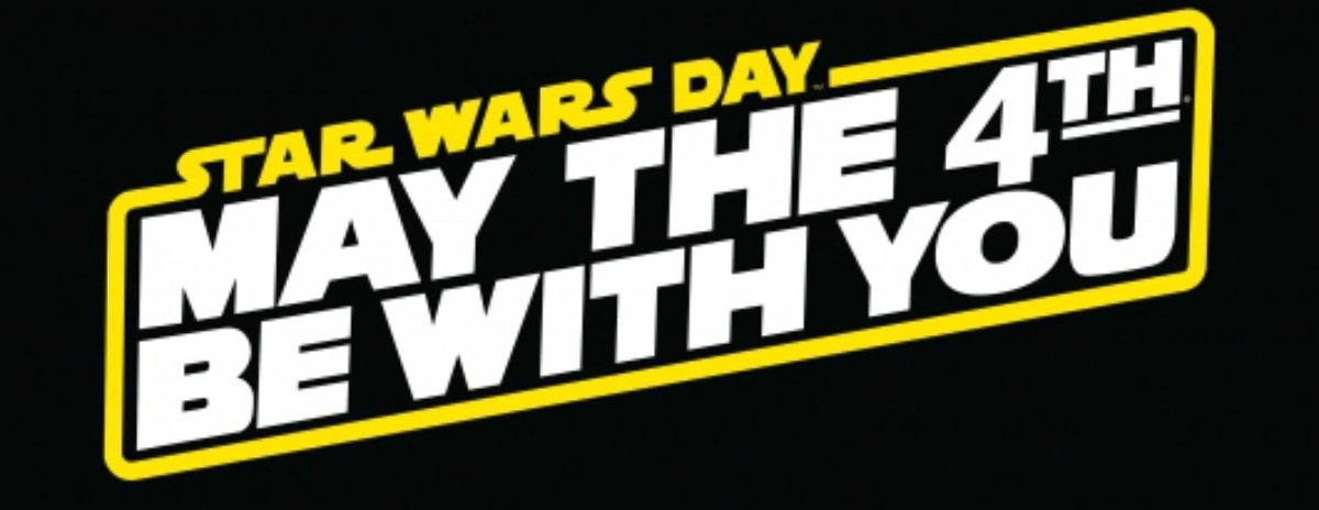 may the 4th be with you logo