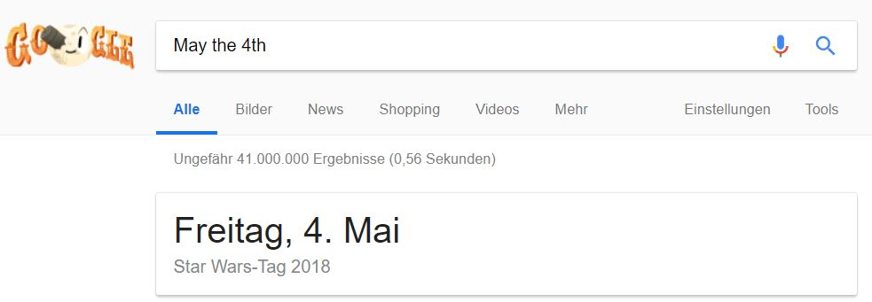 may the 4th google search