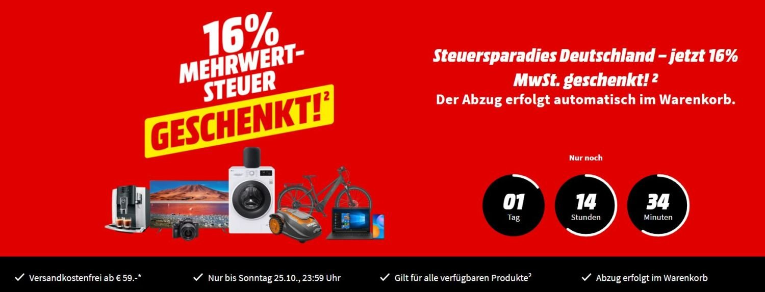 media markt steuersparadies aktion