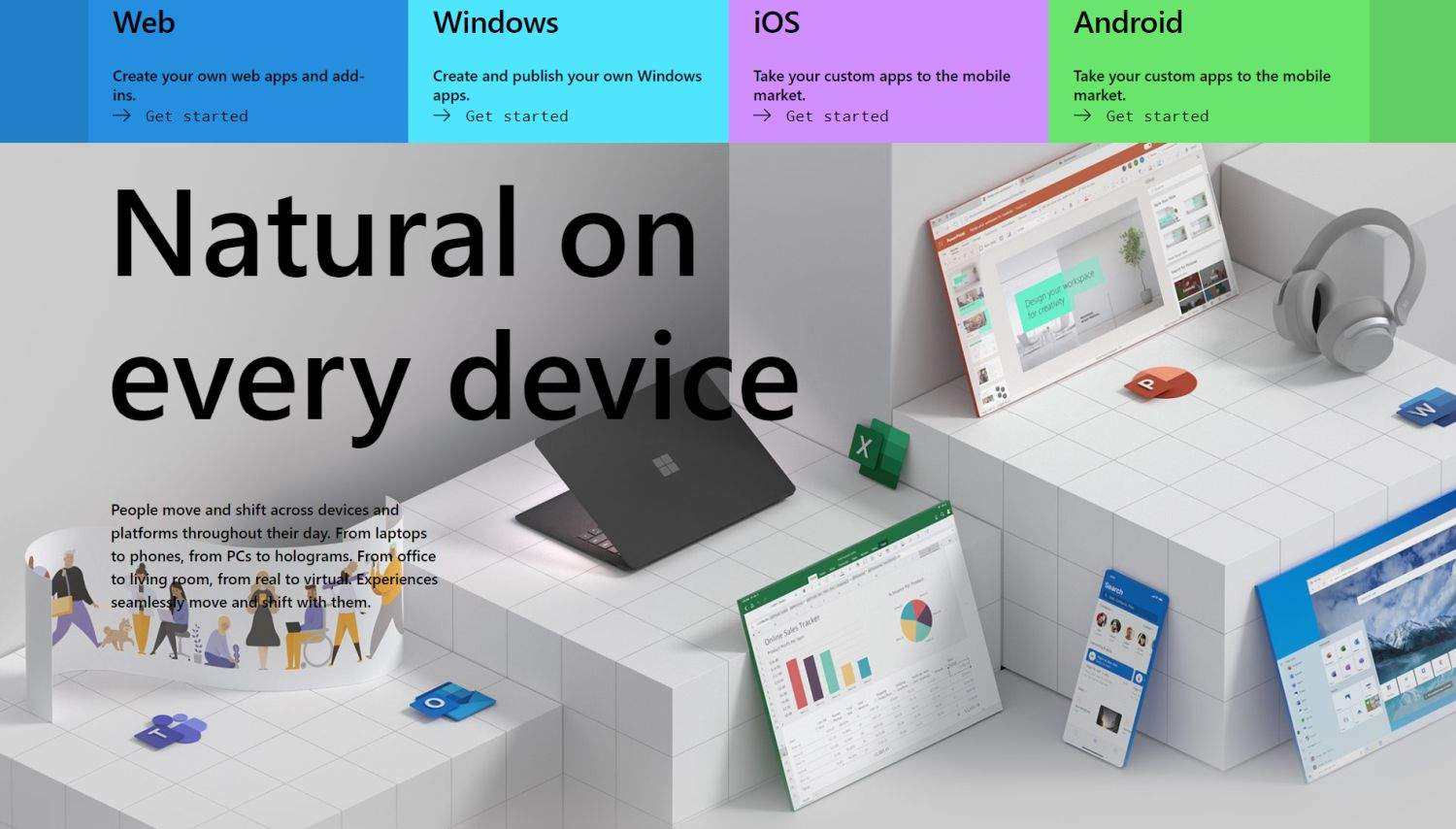 microsoft fluent design devices