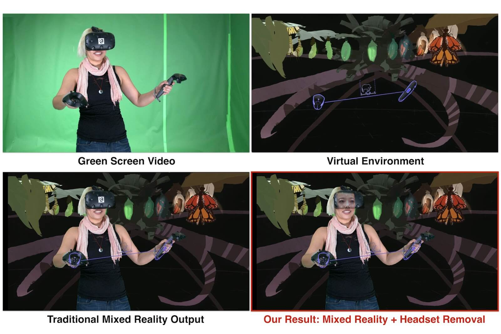 mixed reality steps