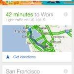 Google Now auf dem iPhone