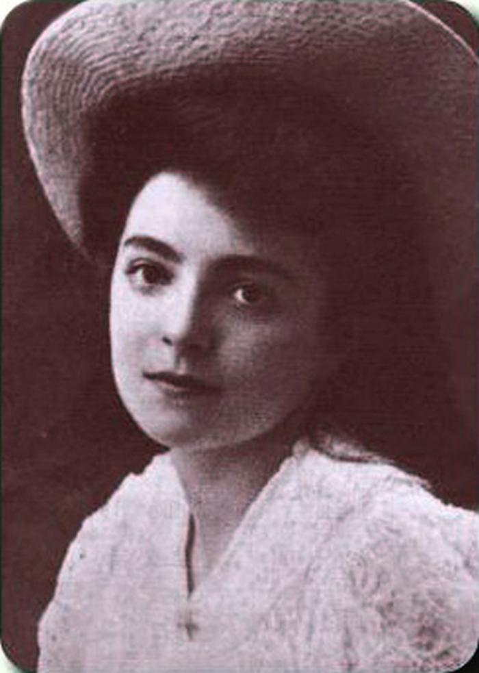 nelly sachs 1910
