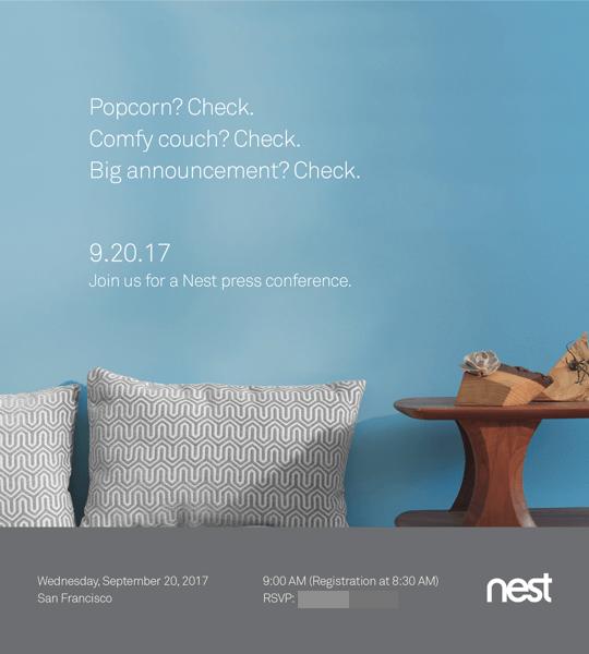 nest invite