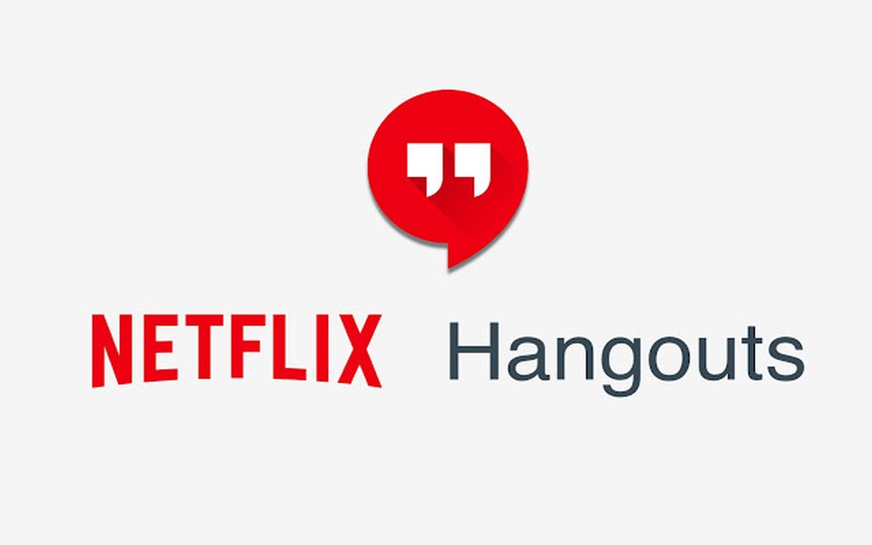netflix hangouts logo