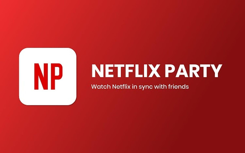 netflix party logo
