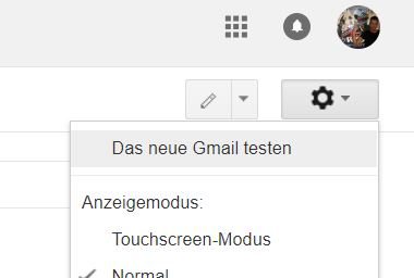new gmail use