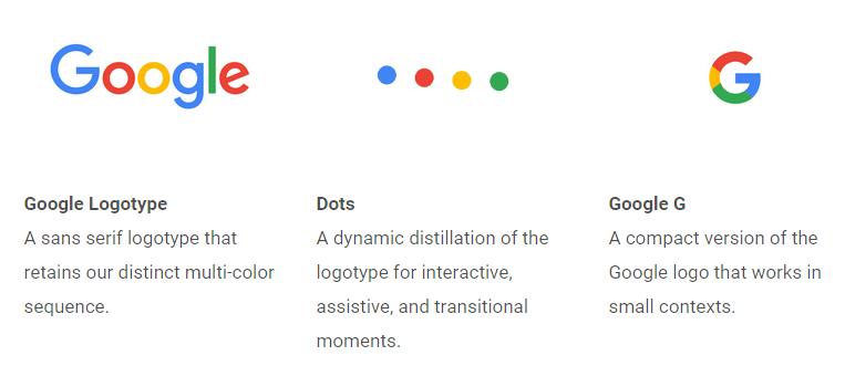 new logo design elements