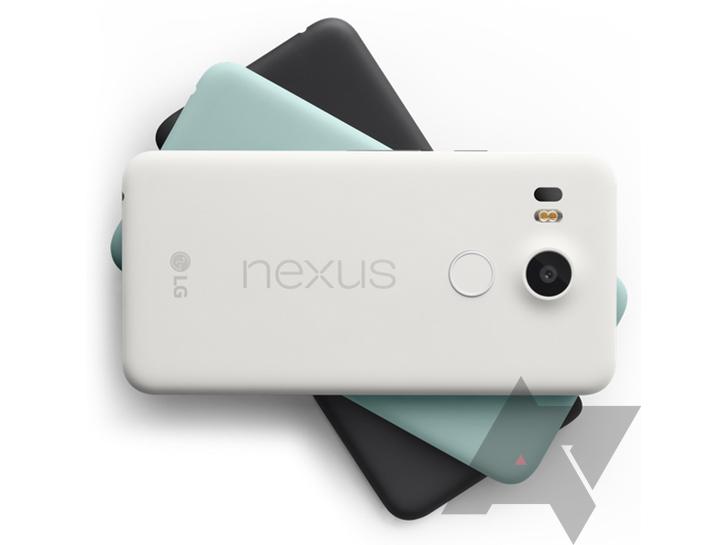 nexus 5x farben