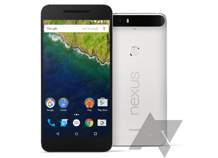 nexus 6p phone