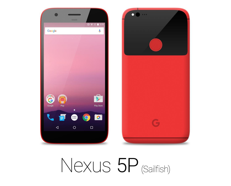 nexus red