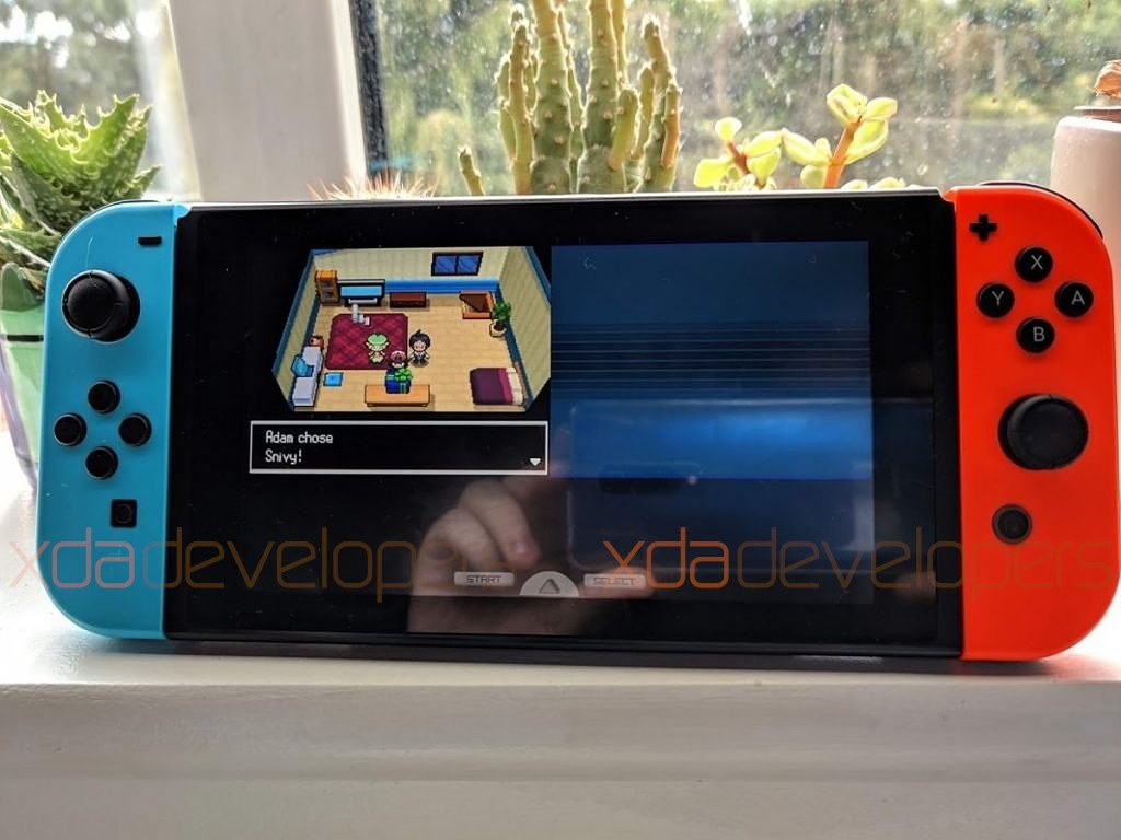 nintendo switch android ds