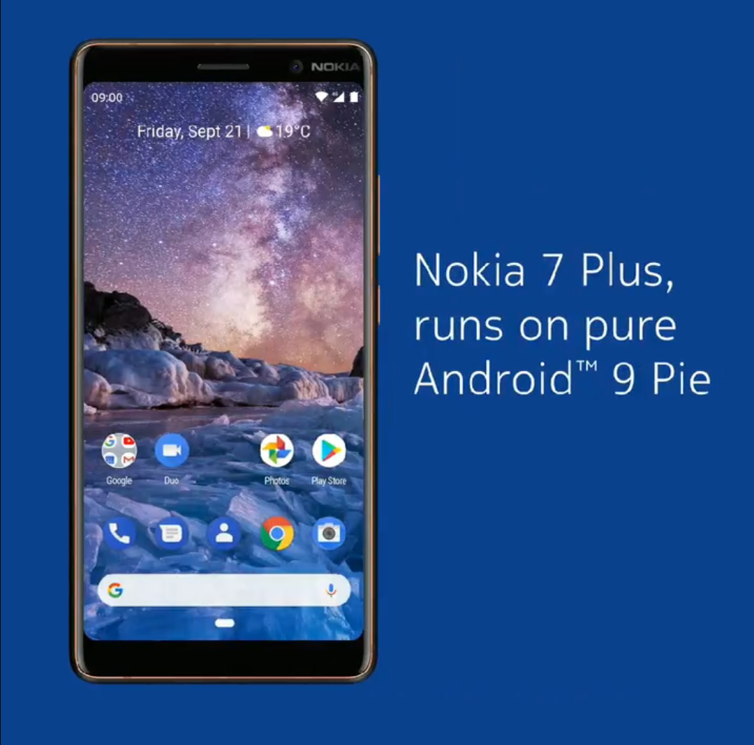 nokia android pie
