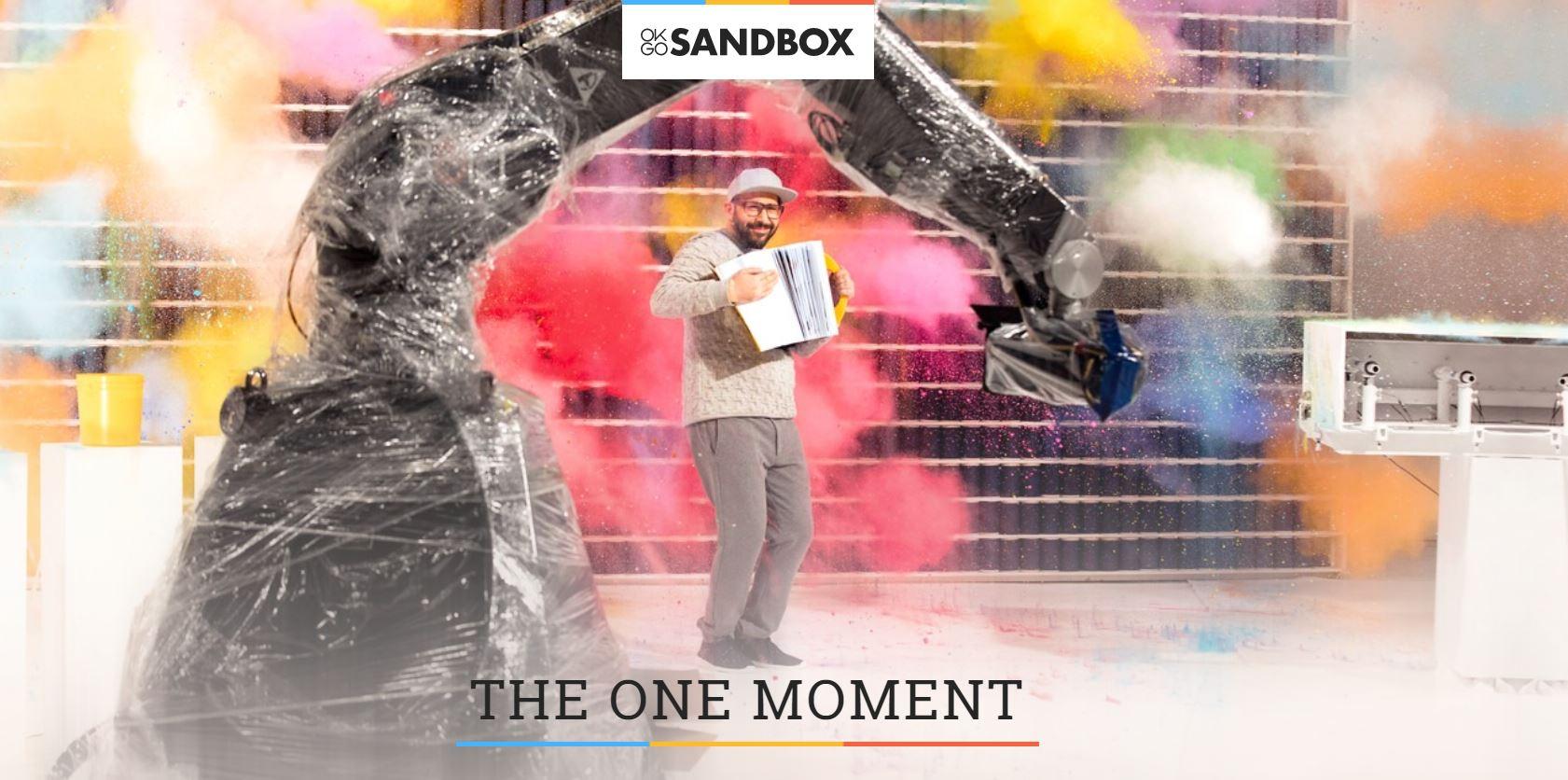 ok go sandbox