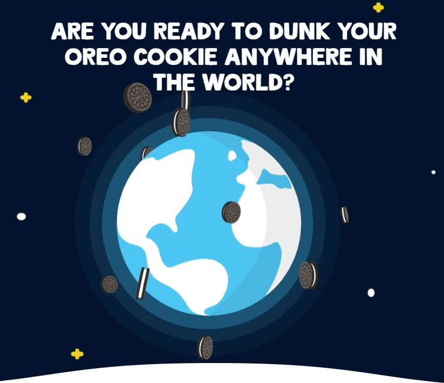 oreo dunk challenge android