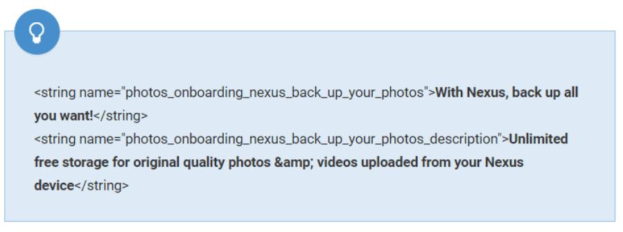 photos nexus