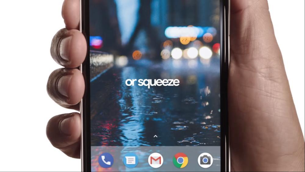 pixel 2 squeeze