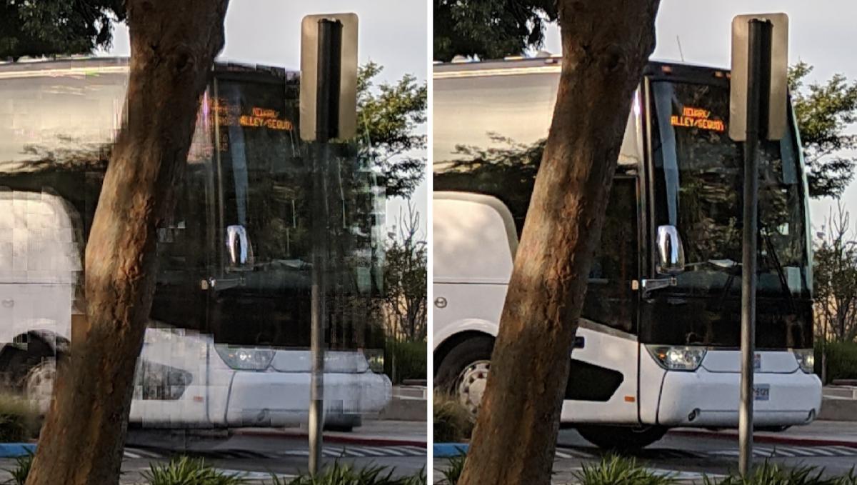pixel 3 bus
