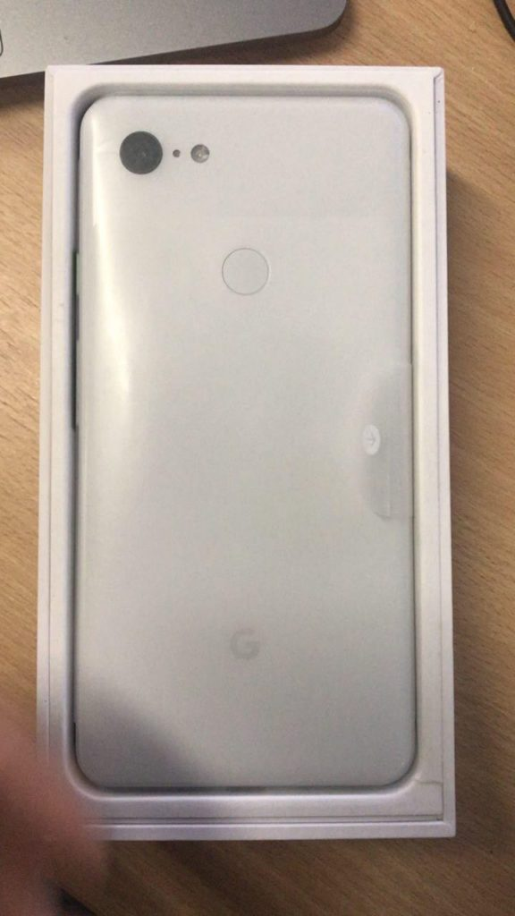 pixel 3 leak 1