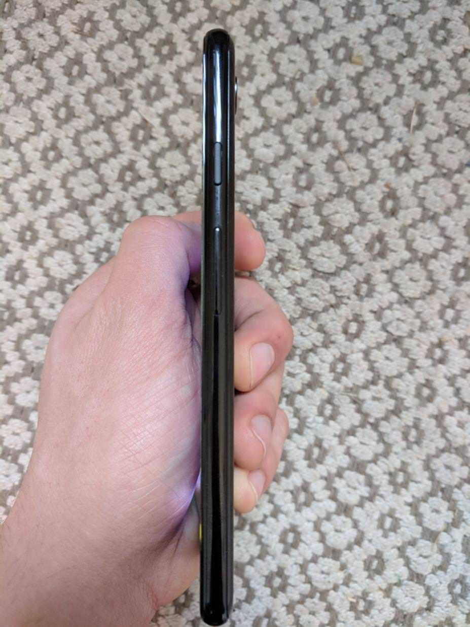pixel 3 leak side