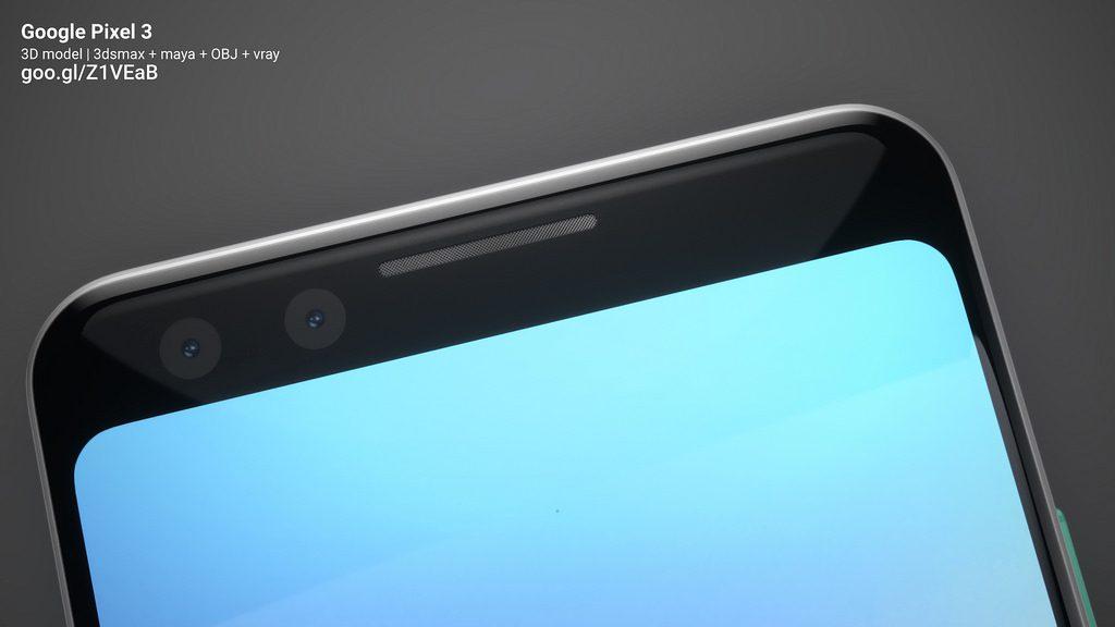 pixel 3 render 3