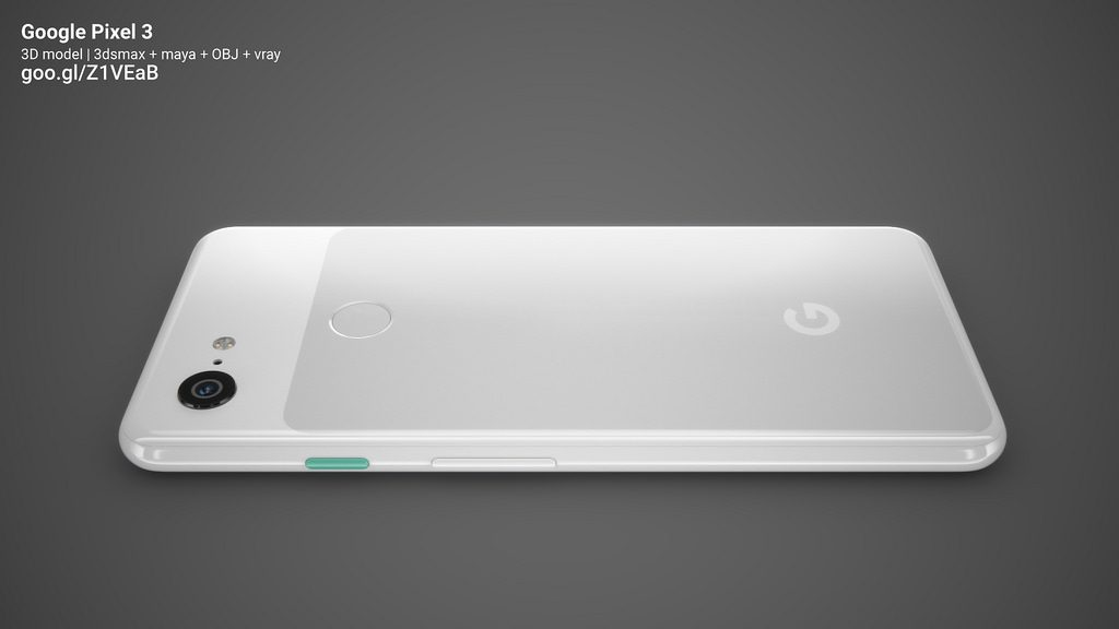 pixel 3 render 5