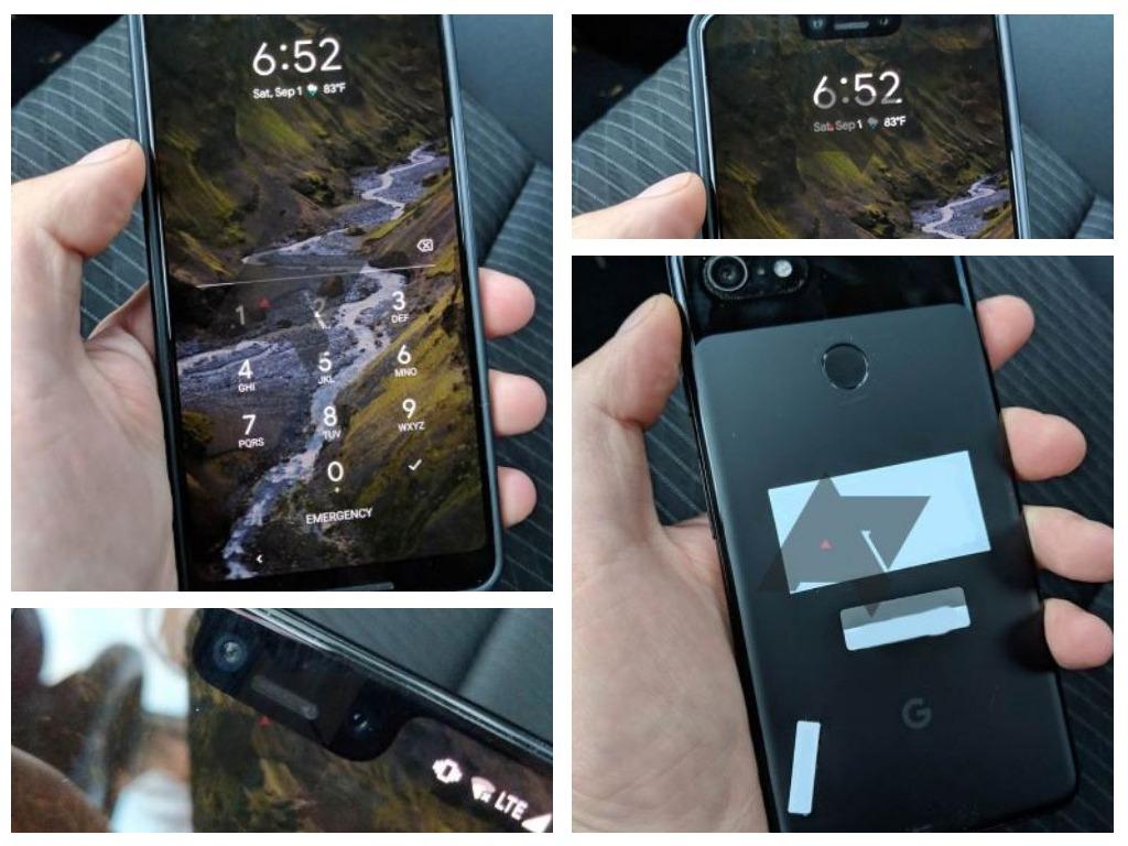 pixel 3 xl leak