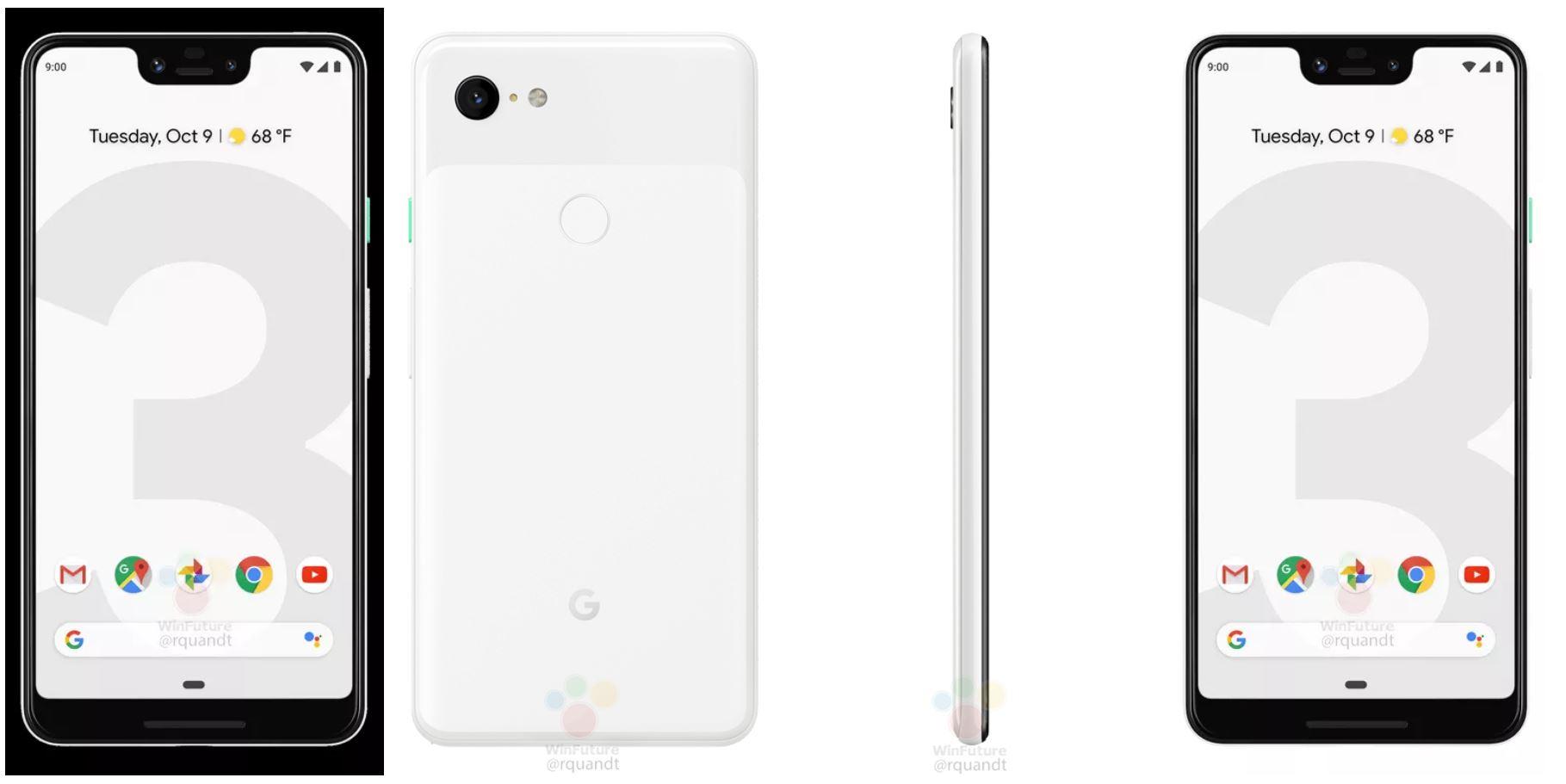 pixel 3 xl white