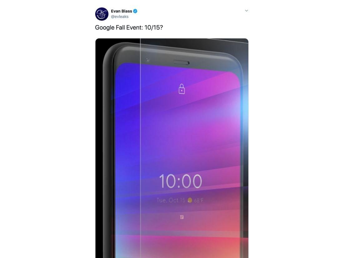 pixel 4 15 october