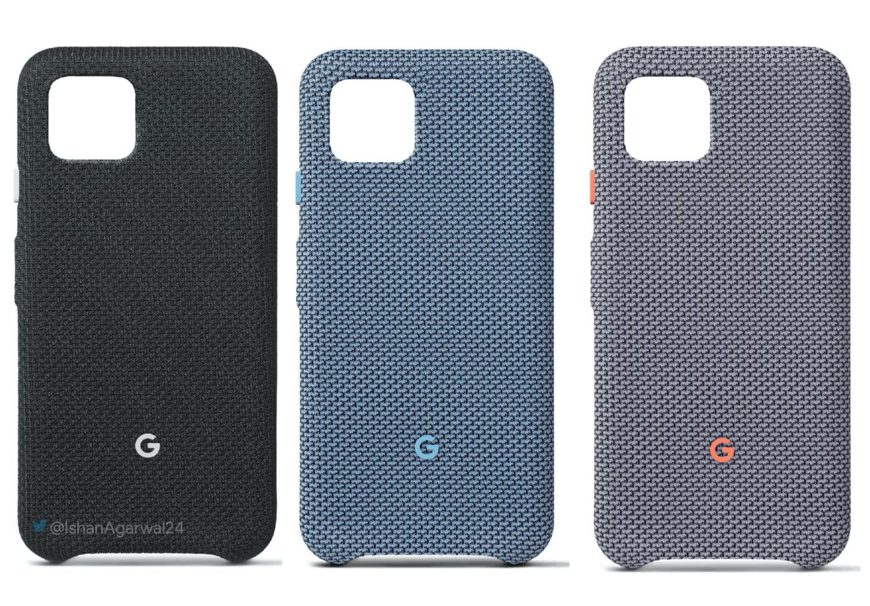 pixel 4 fabric case