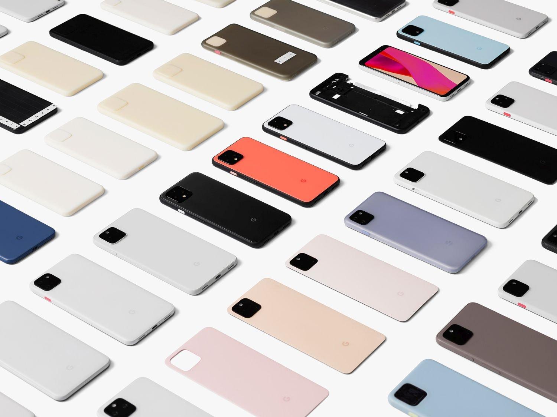 pixel 4 farben