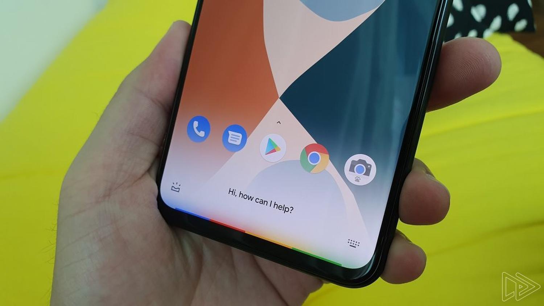 pixel 4 google assistant