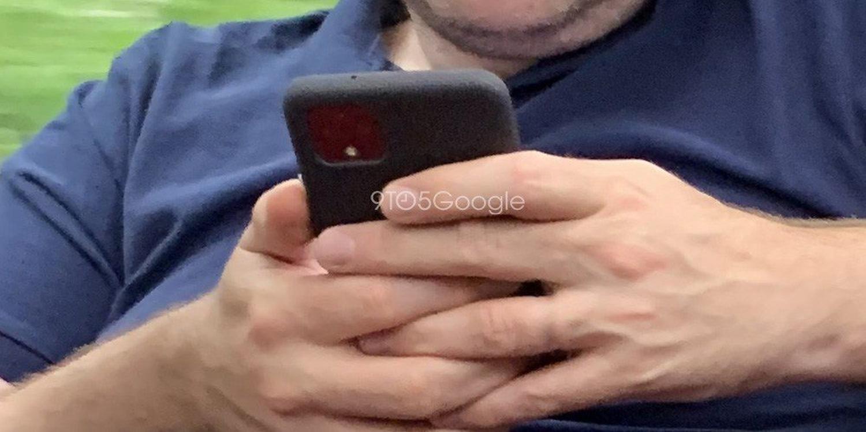 pixel 4 in public
