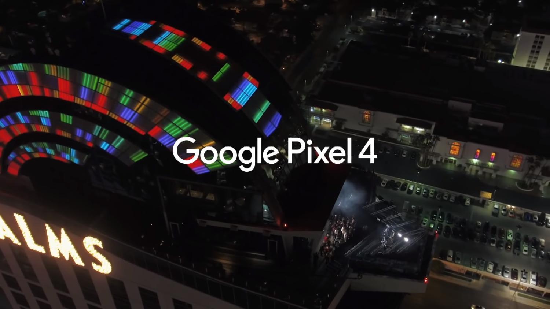 pixel 4 motion sense werbespot