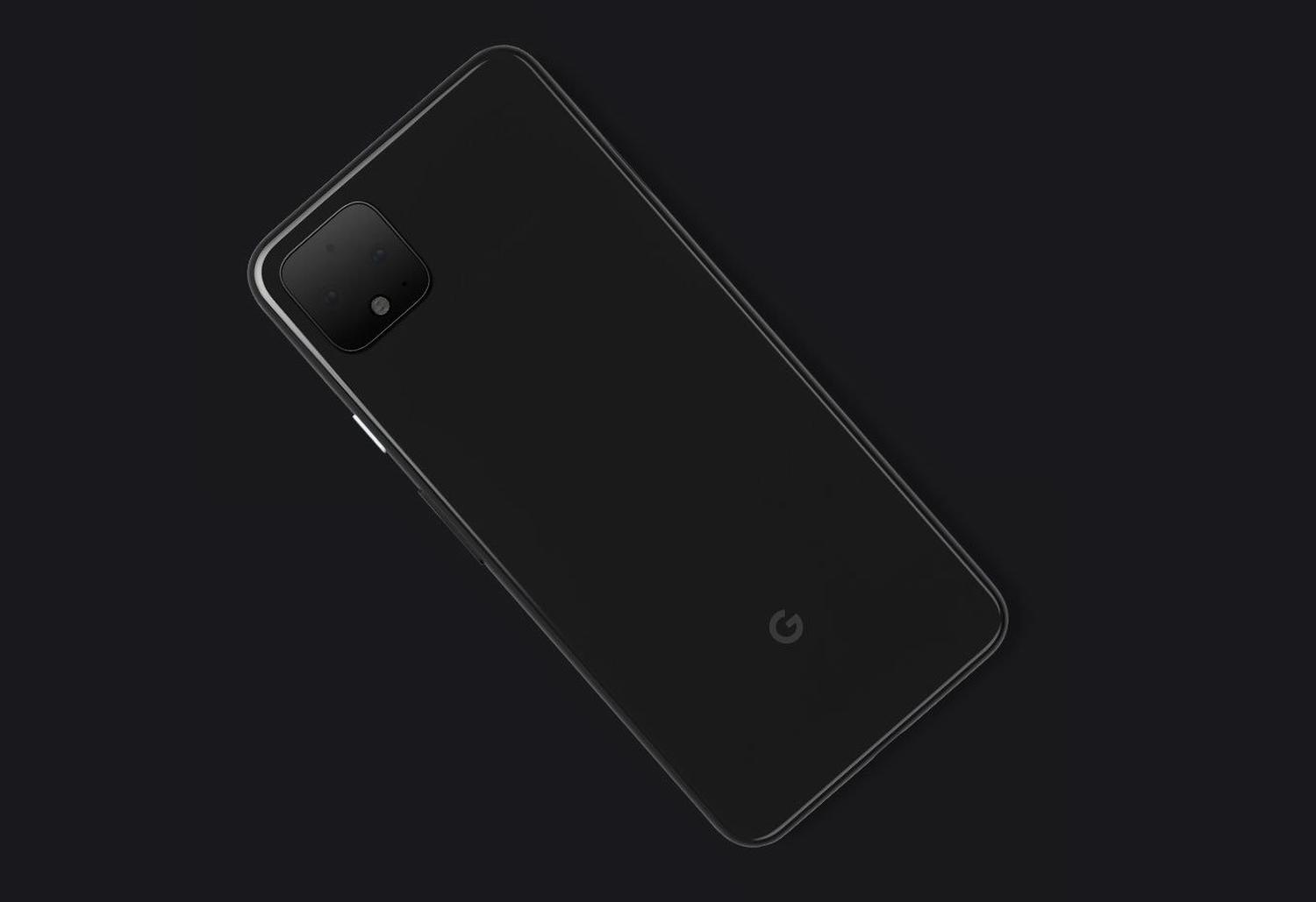 pixel 4 render one device