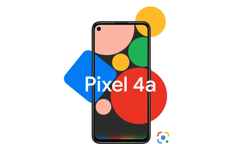 pixel 4a smartphone