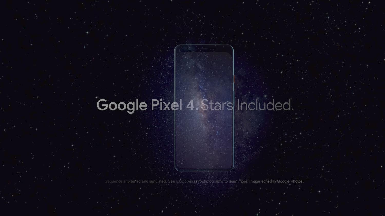 pixel 4 stars