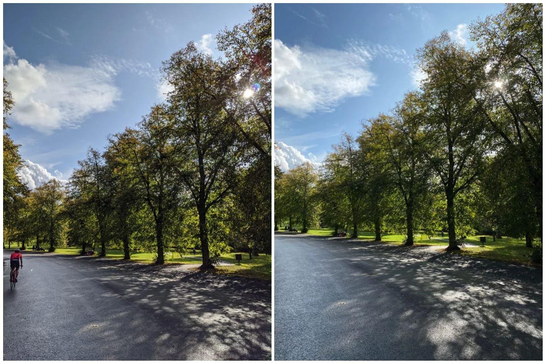 pixel 4 vs iphone 11 2