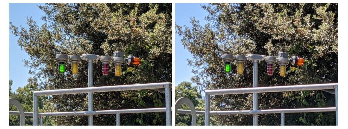 pixel 4 vs pixel 4a camera zoom 1