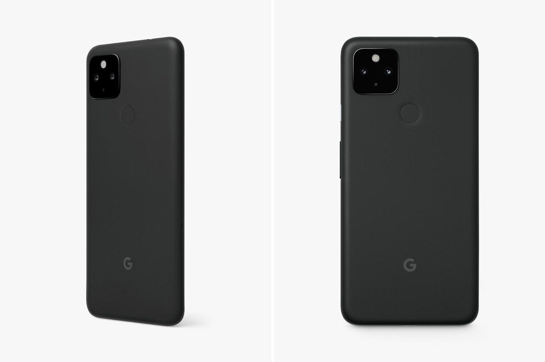 pixel 4a 5g back