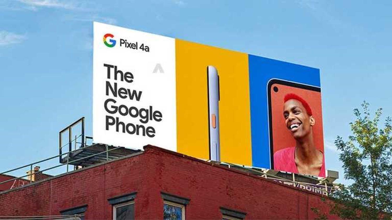 pixel 4a werbung 1