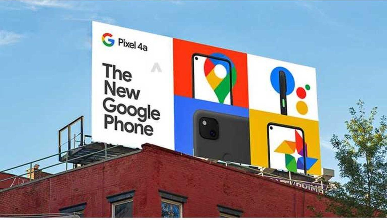 pixel 4a werbung 2
