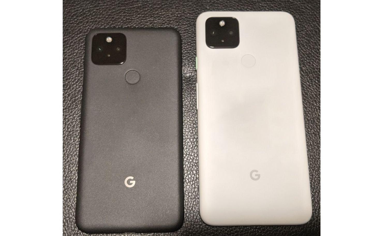 Pixel 5 und Pixel 4a 5G