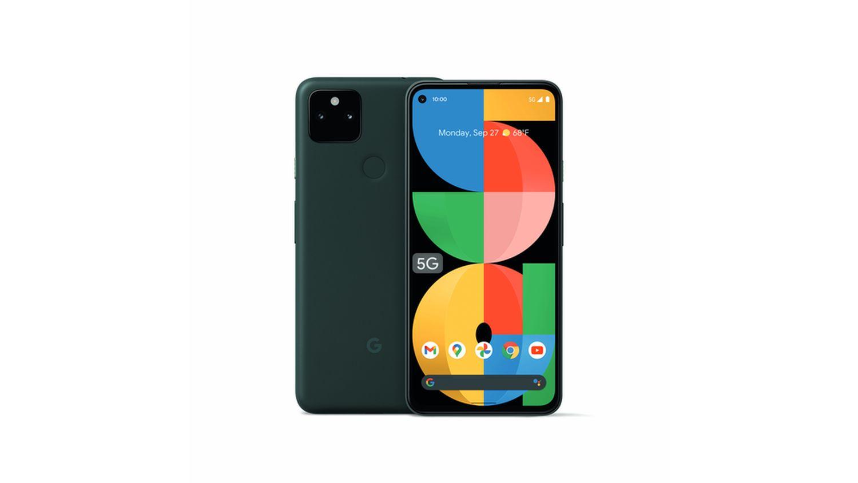 pixel 5a 5g logo