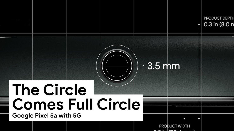 pixel 5a kopfhöreranschluss werbespot